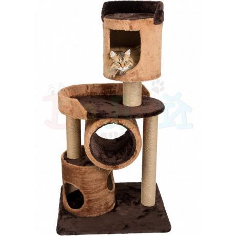 Игровой комплекс для кошек Балуй-07 джут