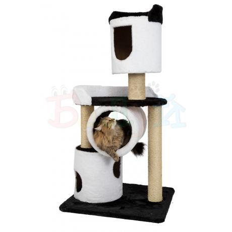 Игровой комплекс для кошек Балуй-07 сизаль