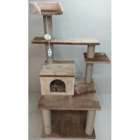 Игровой комплекс для кошек Балуй-28 джут