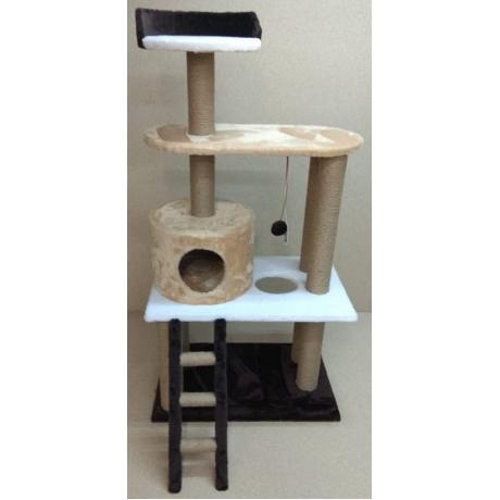 Игровой комплекс для кошек Балуй-31 джут