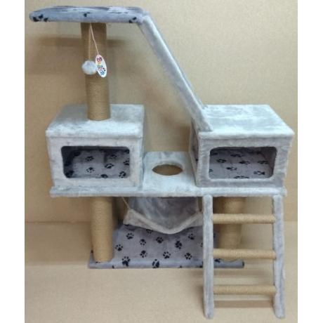 Игровой комплекс для кошек Балуй-32 джут
