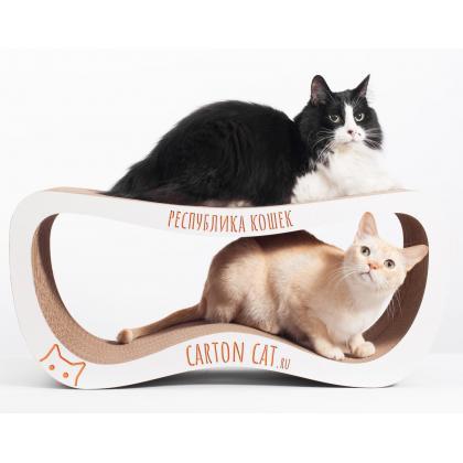 Когтеточка для кошек Infinity L картонная