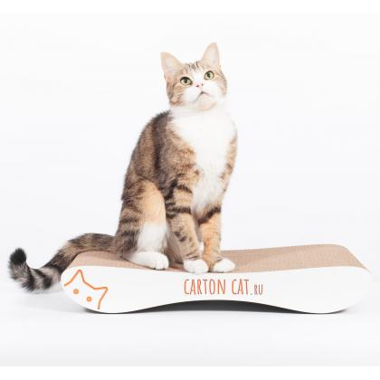 Когтеточка для кошек Infinity XS из гофрокартона