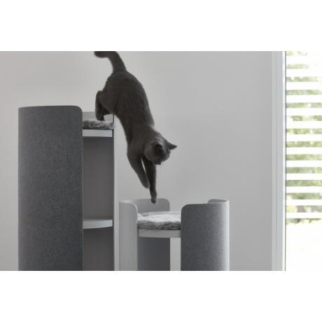 Комплекс-когтеточка Elips double для кошек