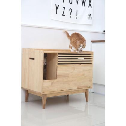 Туалетное место Privacy для кошек