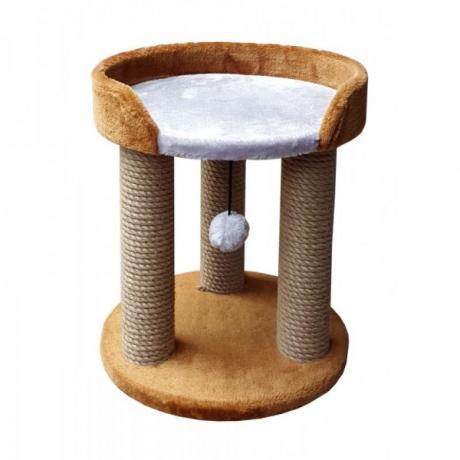 Когтеточка для кошек «На трех столбах» арт.17