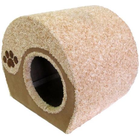 Домик для кошек «Бочка» арт.28