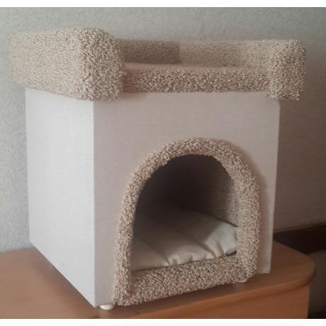 Домик для кошек «Замок» арт. 4