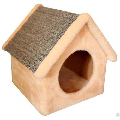 Мягкий домик для кошек арт.5