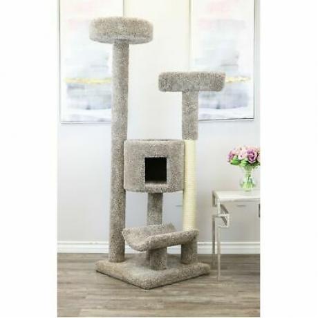 Комплекс для кошек «Багет»