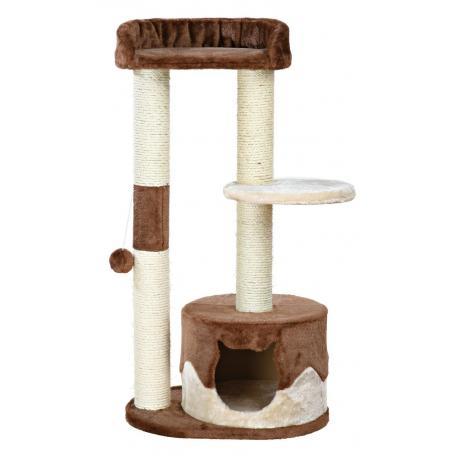 Комплекс с домиком для кошек «Чижик»