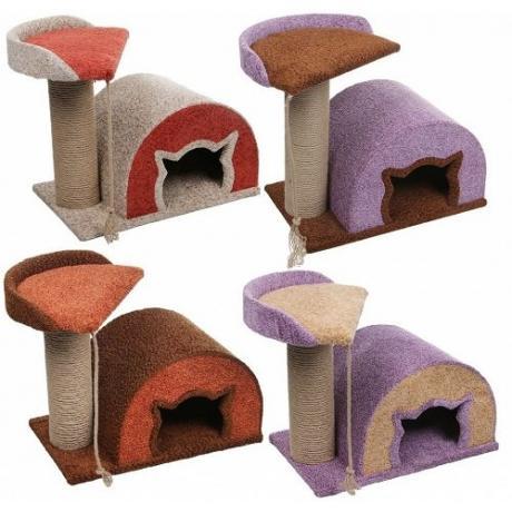 Комплекс для кошек «Кошкин дом»