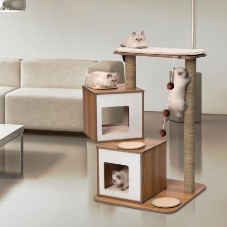 Игровой комплекс «Модуль» для кошек