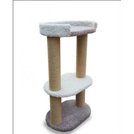 Комплекс для кошек с лежанкой «Сена»