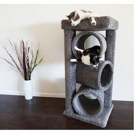 Комплекс для кошек «Тунель»