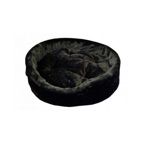 """Лежак """"Markiza"""" со съемным чехлом и подушкой, мех/поролон (цвета в ассортименте)"""