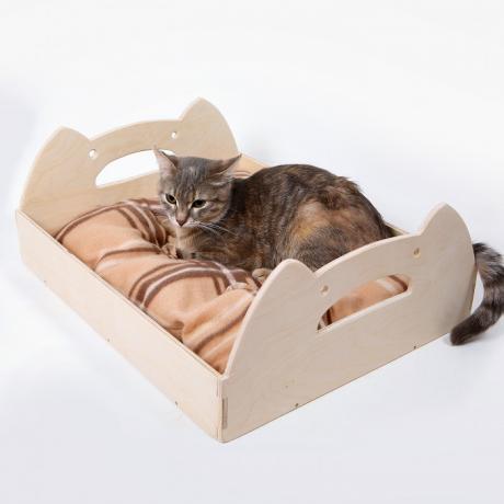 """Лежанка для кошек """"Котокровать"""""""