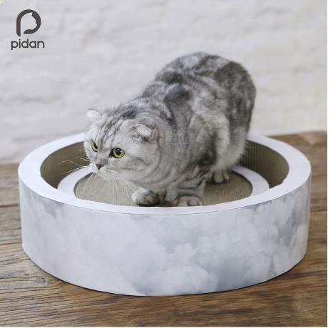 Когтеточка для кошек с мячиками Pidan