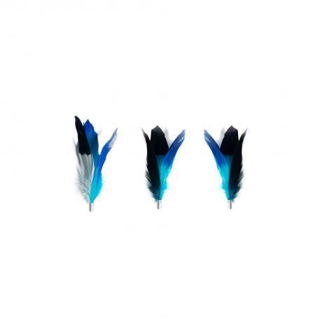 Сменные перья для удочки-дразнилки Pidan