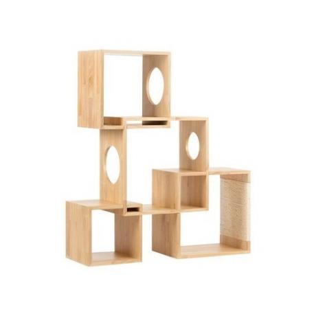 Кошачья игровая этажерка (4 элемента) от Pidan