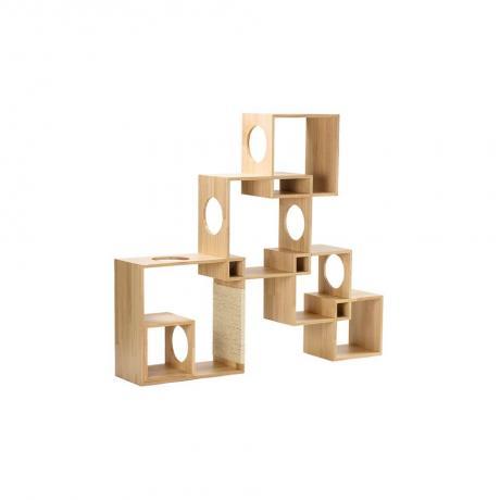 Кошачья игровая этажерка (6 элементов) от Pidan