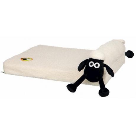 Лежак-софа Shaun the sheep, 80 x 55 см, кремовый