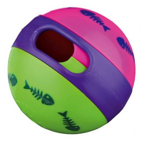 Мяч для лакомств для кошек, ø 6 см