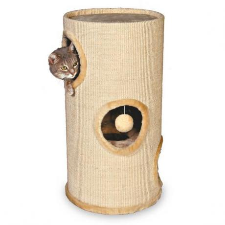 Домик-башня для кошки Samuel, ø 37 см/70 см