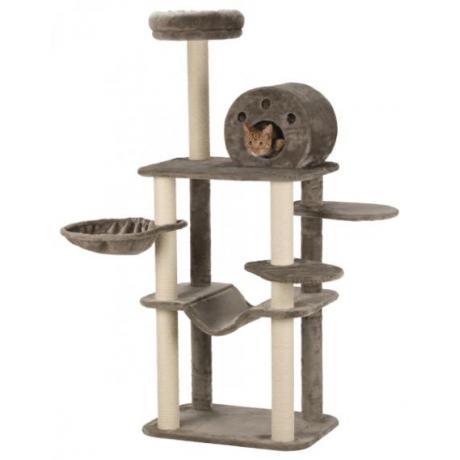 Домик для кошки Fabiola, 165 см, серый