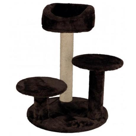 Домик для кошки Orla, 68 см, коричневый