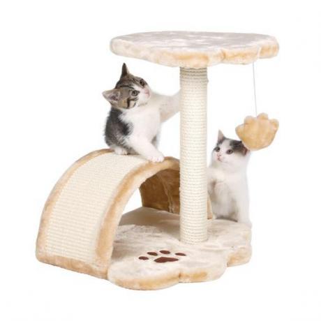 Домик для кошки Vitoria, 45 см, бежевый