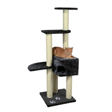 Домик для кошки Alicante, 142 см, антрацит