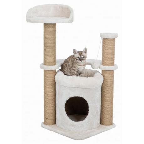 Домик для кошки Nayra, 83 cм, бежевый