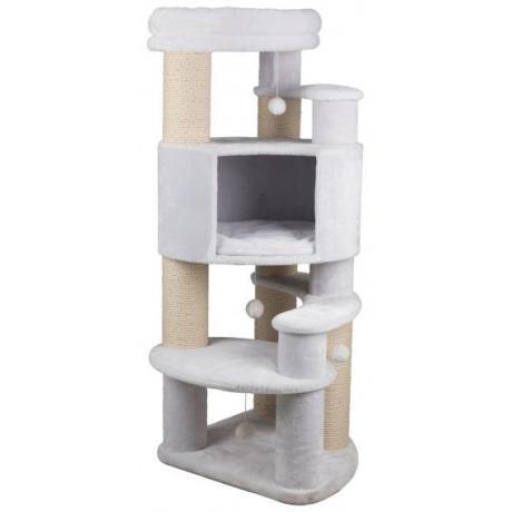 Домик для кошки XXL Zita, 147 см, белый