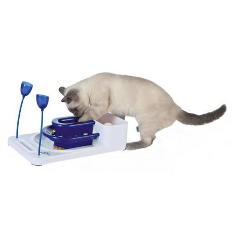 """Развивающая игрушка для кошек """"Фантазия"""", 21 × 34 см"""