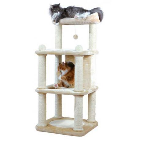 Домик для кошки Belinda, 140 см, бежевый