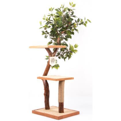 """Дерево для кошек """"Paradise"""" 3 уровня"""