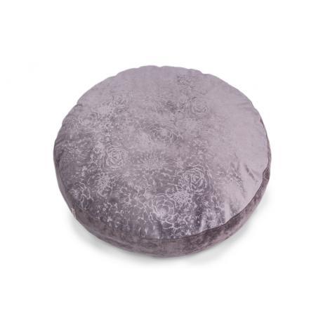 """Лежанка """"Estel"""" для кошек серебро 60 см"""