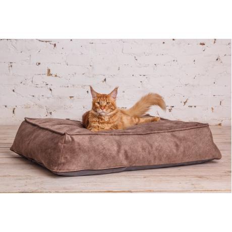 "Лежак-трапеция ""Браун"" для кошек 60х80 см"
